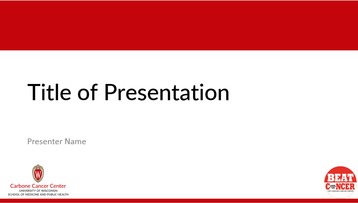 Powerpoint Uwccc Research Uw Madison