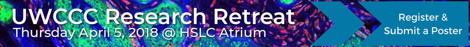 2018 Research Retreat banner