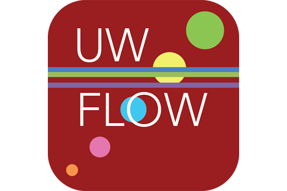 Flow Cytometry logo, reading
