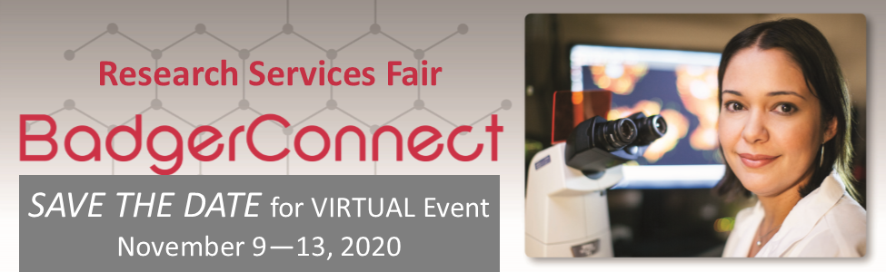 BadgerConnect 2020 Save the Date Image