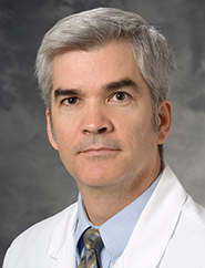 Dr. Howard Bailey, the Director of the UW Carbone Cancer Center
