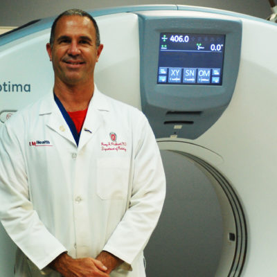 Perry Pickhardt Medical Director of Cancer Imaging